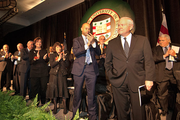 Founders Day 2012 Features Robert Gates