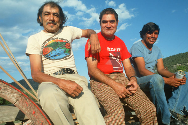 Mexican immigrants to the United States, such as these farmworkers, are assumed by many White Americans to be in the country illegally, regardless of their documentation.