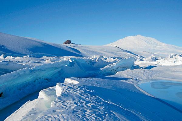 Cosmic Research in Antarctica