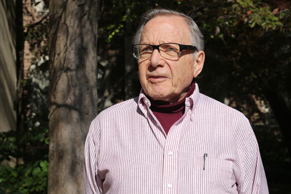 Obituary: David L. Kirk, professor emeritus of biology, ISP faculty fellow,84
