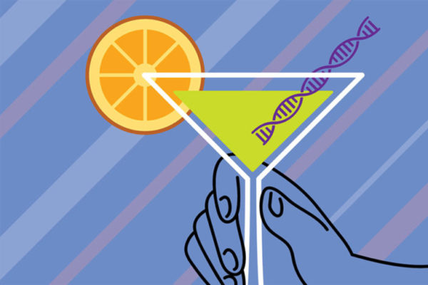 Alcohol dependence, psychiatric disorders share genetic links