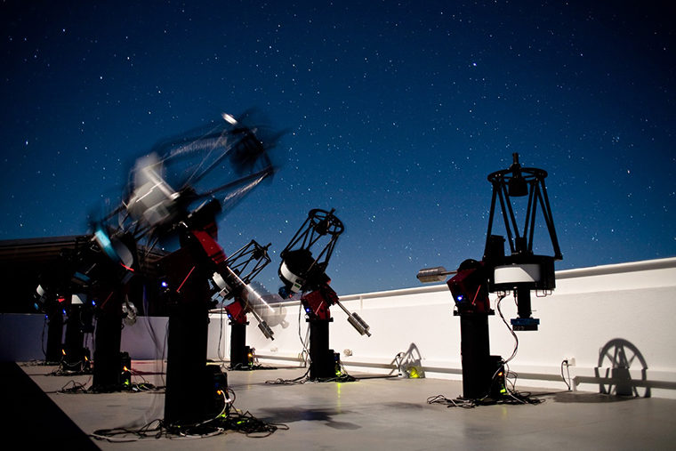 MEarth telescopes