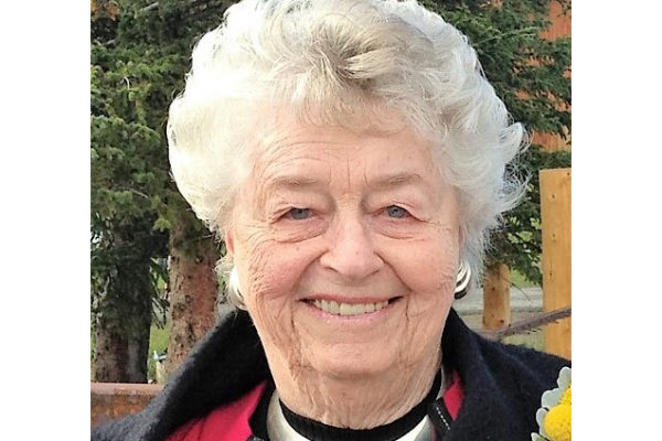 Obituary: Marie Prange Oetting, former chair of Alumni Board of Governors,91