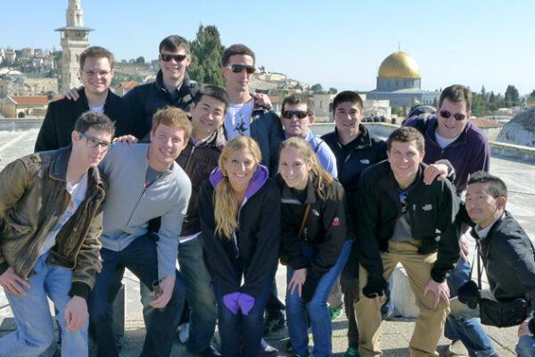 Israeli High-tech Innovation Impresses Olin Students