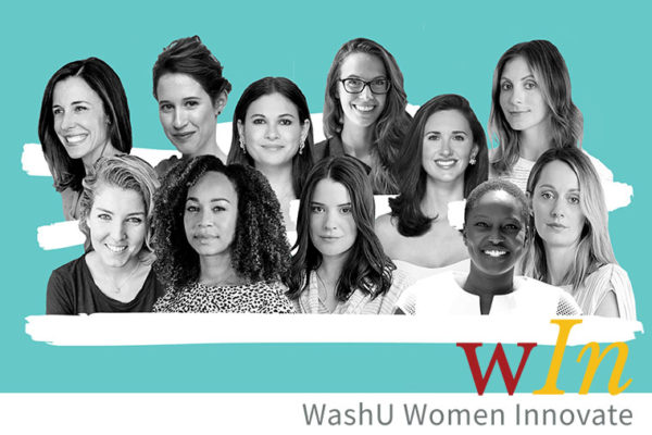Meet several Washington University women at the top of their fields