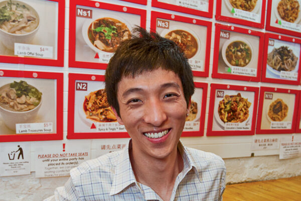 Restaurateur Serves up Authentic Chinese