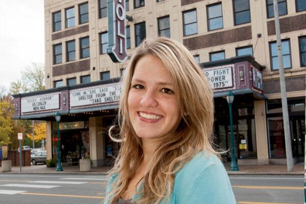 Ortwein Cultivates Creative Film Marketing Career