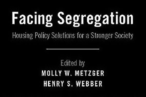 'Facing Segregation' focuses on housing policy solutions