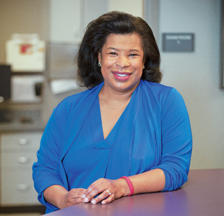 Monique Williams, MD
