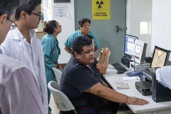 Modernizing radiation therapy in Guatemala