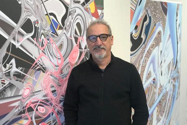 Carmon Colangelo at Bruno David Gallery