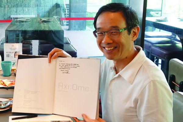 A passion for design: Xiaohua Fei, founder X-urban Associates