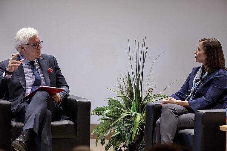 Calhoun lecture in 2017