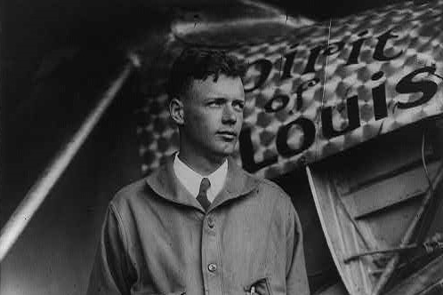 Charles Lindbergh photo