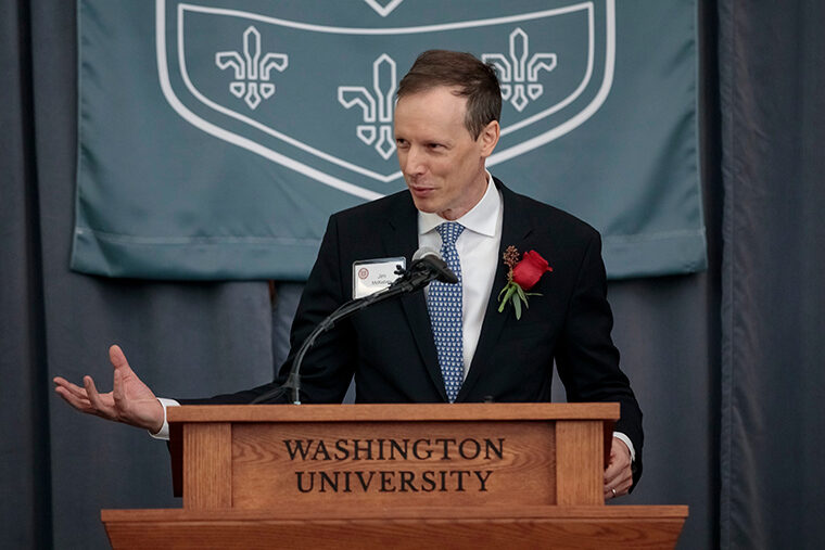 Jim McKelvey Jr. has made an unprecedented and transformative investment in engineering education at Washington University.