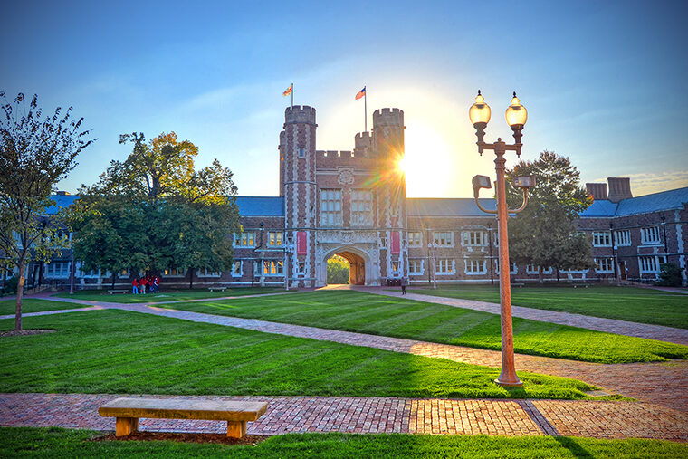 WashU ranked top Missouri employer by Forbes