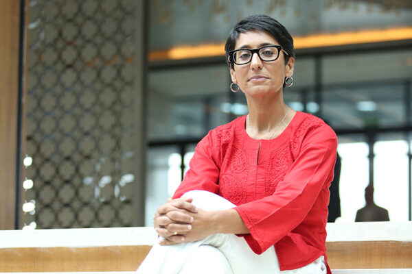 Honest diversity: A Q&A with Irshad Manji