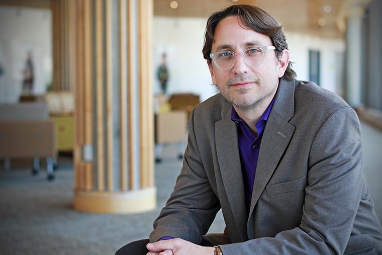 Rob Morgan on adapting Beyond Boundaries