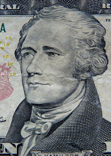 President Alexandar Hamilton? Ask Americans to name the former U.S. president whose face currently graces the U.S. $10 dollar bill and most will be quick to answer Alexander Hamilton. Sure, it's a trick question. But a 2016 study from memory researchers at Washington University in St. Louis confirms that most Americans are confident that Alexander Hamilton was once president of the United States. Read more>>>