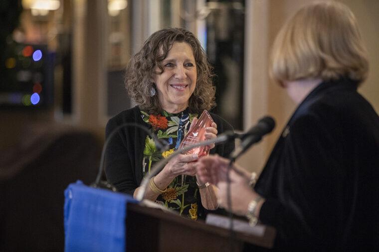 Risa Zwerling Wrighton honored