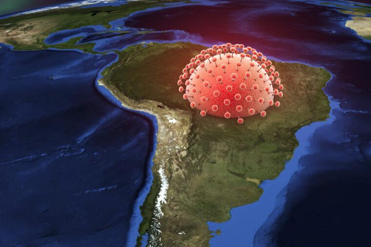 Zika in South America