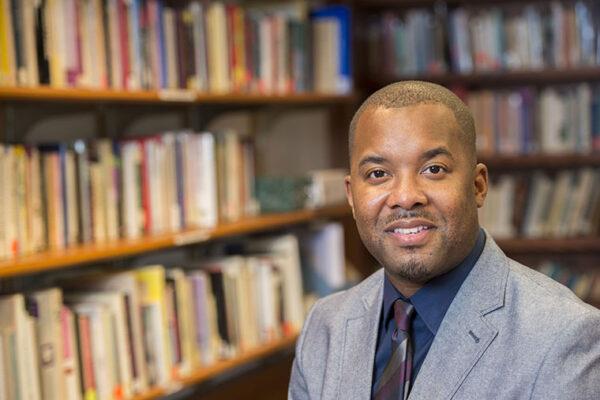 McCune inducted to MLK Collegium of Scholars