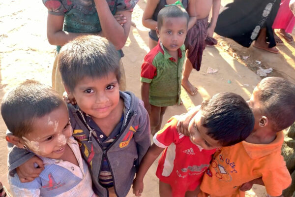 Delivering mental health care to the refugees of Rohingya