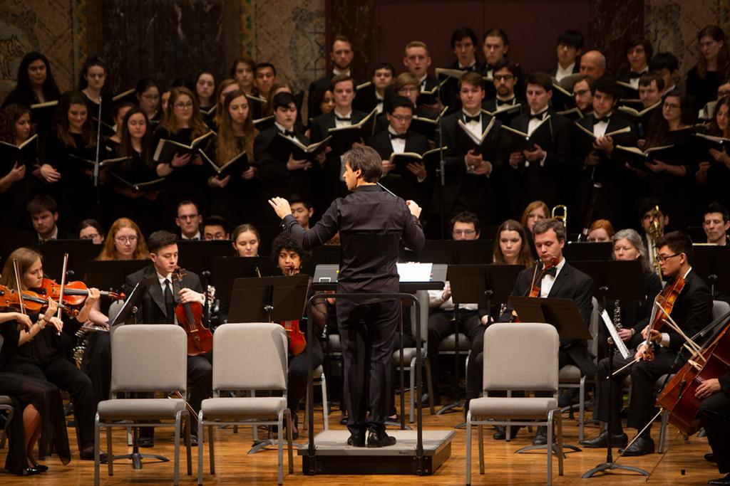 chancellor's concert