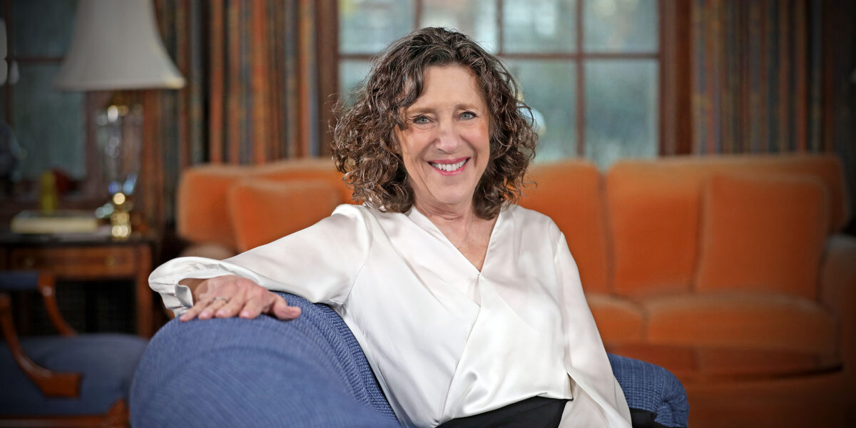 Risa Zwerling Wrighton at Harbison House. Photos by Joe Angeles/WUSTL Photos
