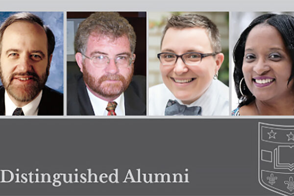 Brown School recognizes 2019 distinguished alumni