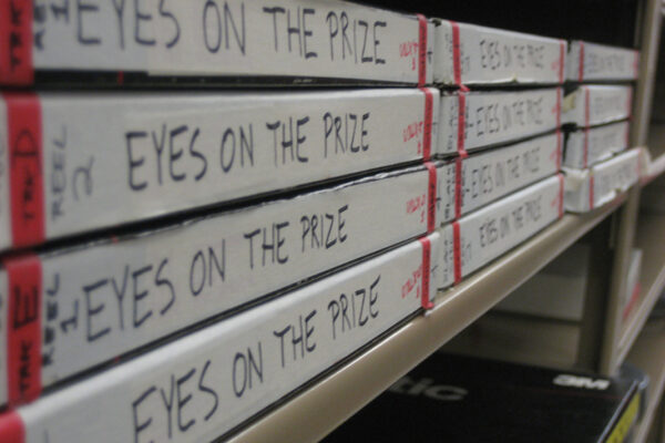 University Libraries receives NEH grant to digitize 'Eyes on the Prize' interviews