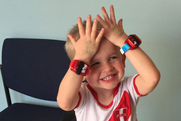 Wearable motion detectors identify subtle motor deficits in children