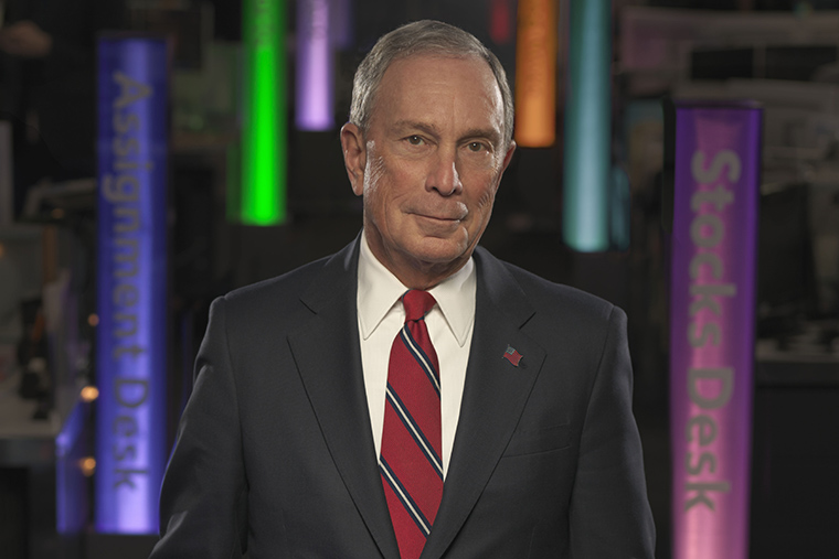 michael bloomberg - photo #38