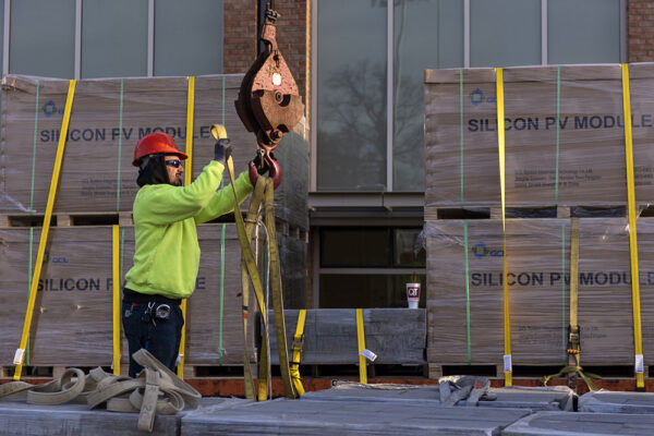 Solar expansion continues at Washington University