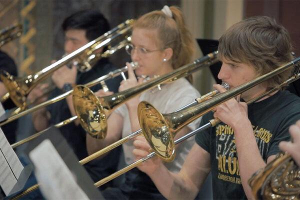 Video: Washington University Wind Ensemble