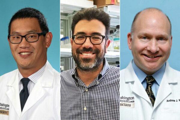 Edelson, White, Yau receive Goldstein awards