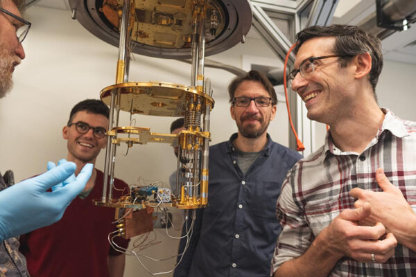 Center for Quantum Sensors tackles big questions