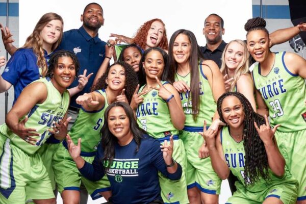 St. Louis Surge women's pro basketball to play at Athletic Complex
