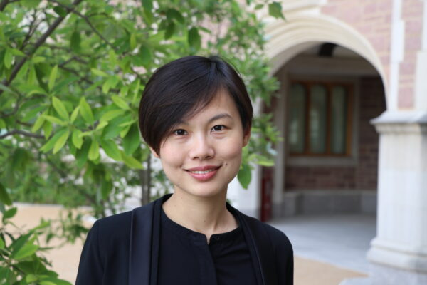Ling receives Rising Star award from water, ecology organizations