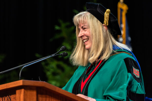 Interim Provost Marion Crain's address to the Class of 2023