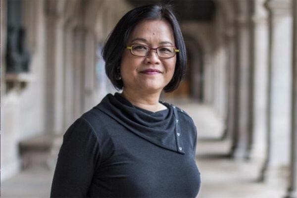 Chen wins Taiwan studies grant