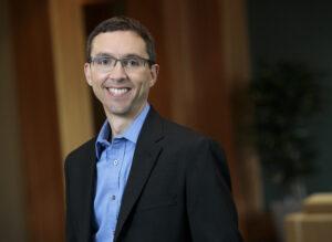 Professor Randall Martin, headshot