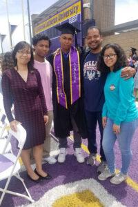 Andrea Wang-Gillam family