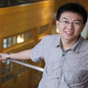 Headshot of Fuzhong Zhang