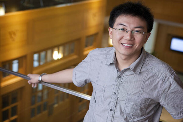 Zhang wins $2 million NIH grant to study metabolite heterogeneity in bacteria