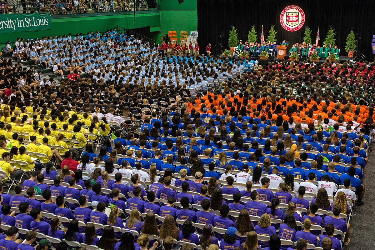 Convocation group photo