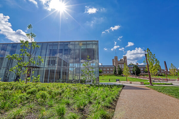 Washington University accepts  exceptional students after an exceptional admissions cycle