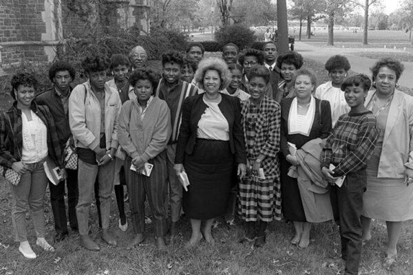 WashU Expert: Remembering Toni Morrison