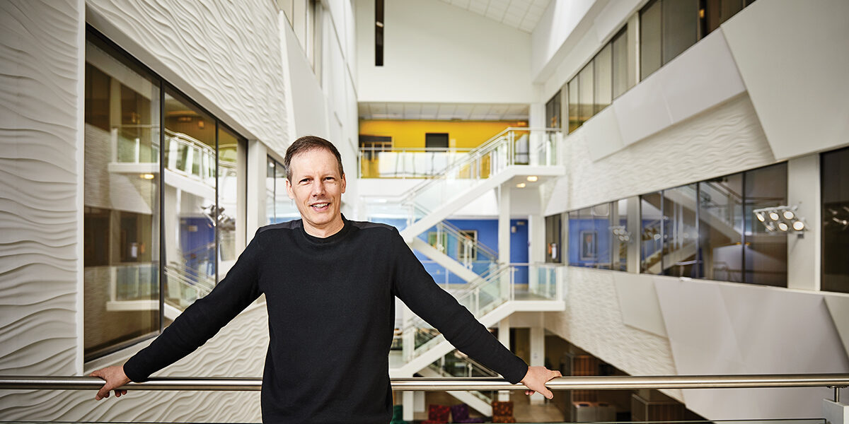 Jim McKelvey is a serial entrepreneur.