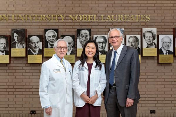 Medical student receives fellowship to study degenerative arthritis